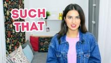 Придаточные предложения результата (Clauses of result)