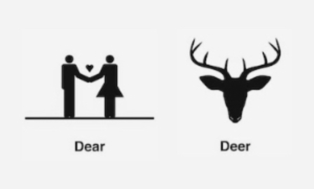 Dear или Deer