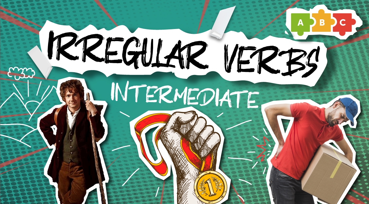 Irregular verbs. Intermediate