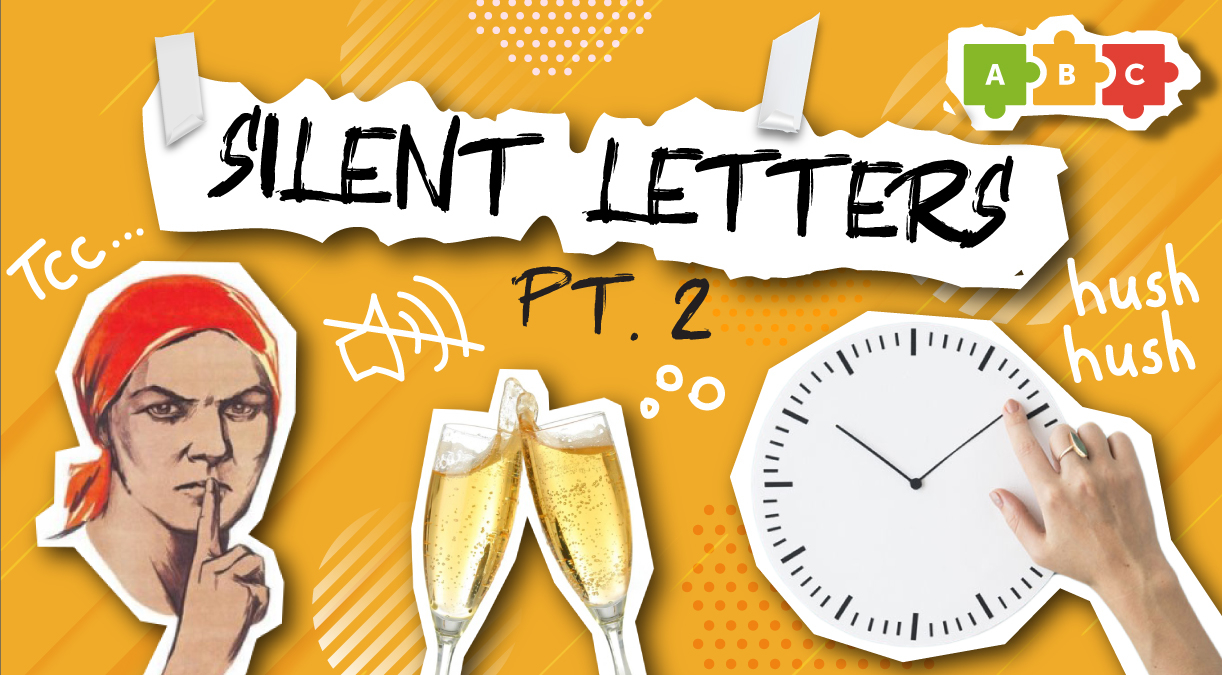 Silent letters (2)