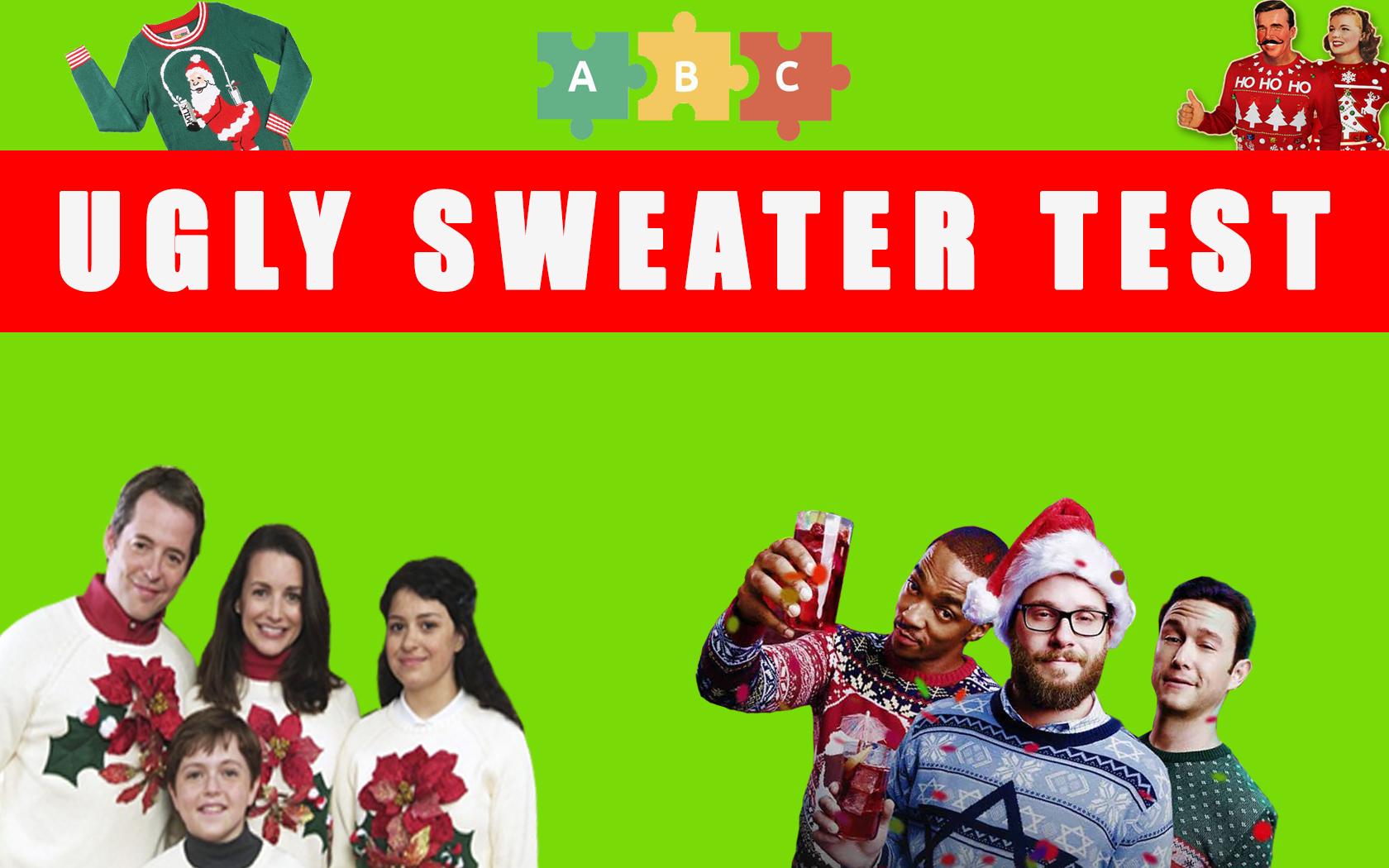 Какой Рождественский свитер вам подходит?
