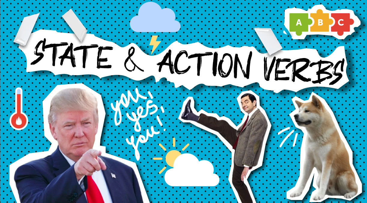 State and action verbs